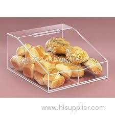 acrylic cake display cabinet