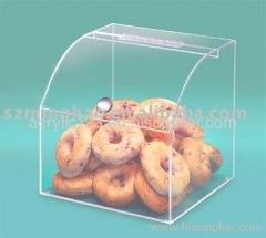 acrylic cake showcase designs