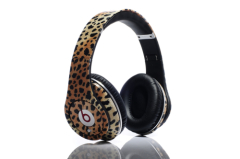 leopard edition studio headphone