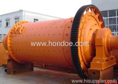 Semi Autogenous Mill