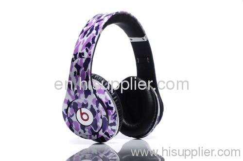 hot fashion studio AAA quality monster studio headphones
