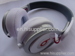 Beats Mixr Headphones From Monster in black/white/red/blue