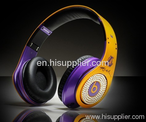 Diamond Kobe studio AAA quality Beats by Dr. Dre studio Headphones From Monster