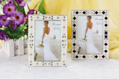 Epoxy coated Zinc Photo Frames