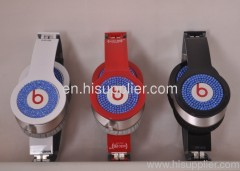 Monster beats by Dr.Dre blue diamond SOLO HD Headphone