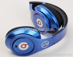 Studio pittsburgh steelers high quality and stereo Monster Beats Studio Headphone