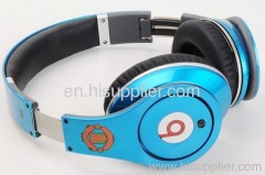Studio Manchester United high fashion quality and stereo Monster Beats Studio Headphone