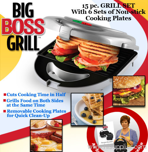 big boss grill as seen on tv