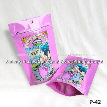 aluminium foil bags for food
