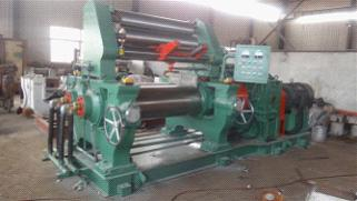 Two Roll Mixing Mill with Professional Property