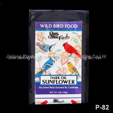 3-side sealed bird bag