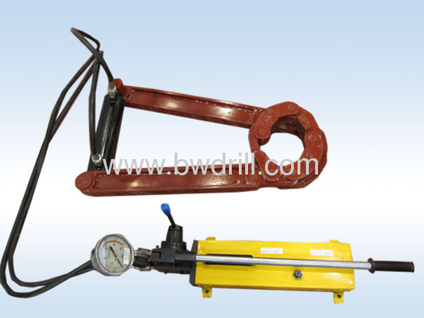 Drilling machine hydraulic breakout tongs manufacturers