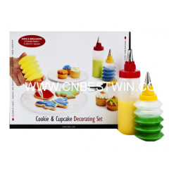 Cookie & Cupcake versieren Set