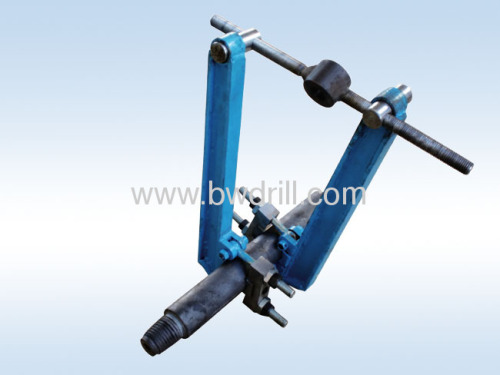 Manual breakout tongs for drilling machine manufacturer