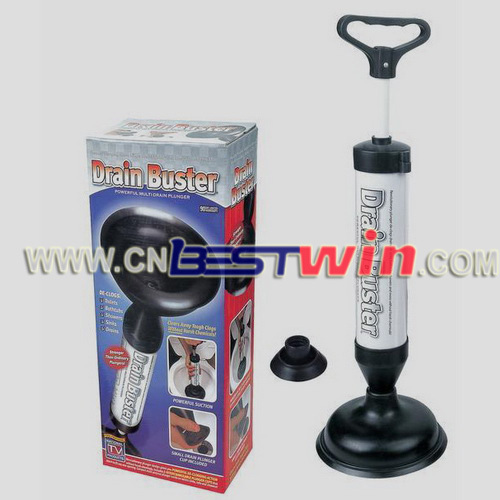 Plunger Drain Buster | As seen on TV