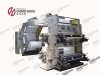 4 color roll paper printing machine(CH884)