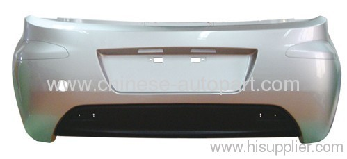 rear bumper for changan auto mini bus