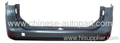 2009 CHEVROLET CRUZE REAR BUMPER CAR BUMPER
