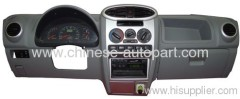 plastic dashboard for car manufacturer/motorcycle dashboard