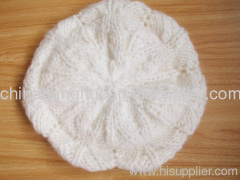 2012 knitted ladies' hat