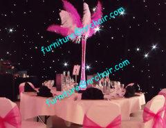 Banquet Party Acrylic Led Illuminated Cocktail Bar Table