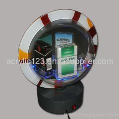 acrylic cigarette display case