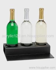 Acrylic wine display ideas