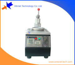 Center Pressure Fiber Optic Polishing Machine