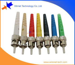 Fiber Optic ST Connector