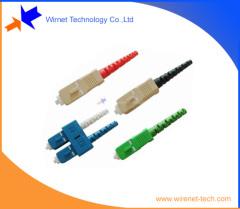 Fiber Optic SC Connector