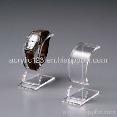 acrylic watch display stand for retail