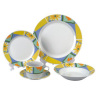 Hand Painted Ceramic Dinner Set