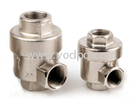 3/2 way pneumatic exhaust valve