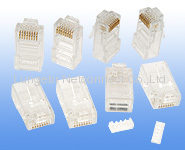 CAT6 UTP RJ45(8P8C) connector modular plug