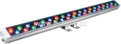36W RGB DMX512 control led wall washer light