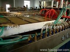 PVC WPC door board extrusion line