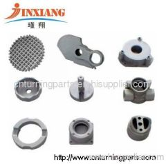 Machinery Parts customed component with zinc coating