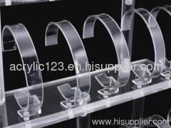 acrylic counter watch display