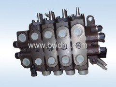 Drilling Machine Accessories Quadruple valve