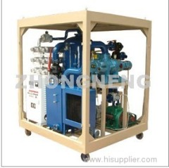 Waste transformer oil automation filtration/used oil recovery equipment