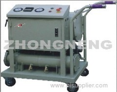 Coalescence-Separation Oil purifier machine/water oil separator filtration system