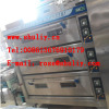 Electric baking oven,