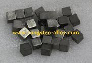 Tungsten Alloy Military Cube