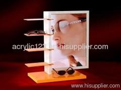 acrylic sunglasses display case