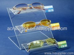 acrylic glasses display stand