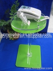 acrylic mobile phone holder/ cell phone display