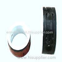 PTFE/Rubber butterfly valve seal