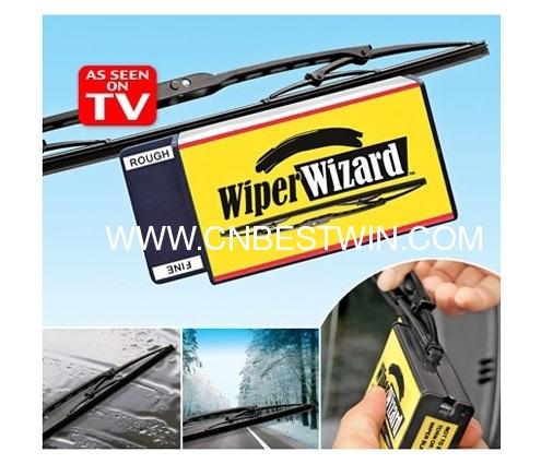 Wiper Wizard Windshield Wiper Blade Restorer
