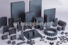 sintered hard ferrite magnet ceramic magnets