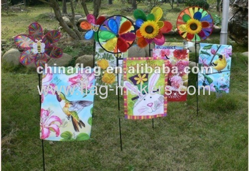 Garden Flags suppliers Custom Garden Flags offered by China